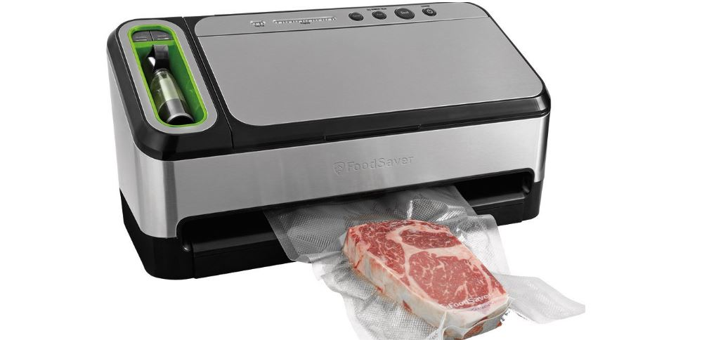 FoodSaver 4840 2-in 1 Automatic Vacuum Sealing System Top Most Famous Vacuum Sealer Reviews 2017