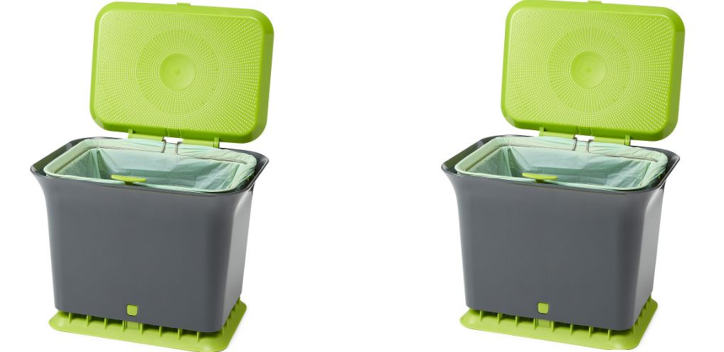 Full Circle Fresh Air Countertop Compost Collector