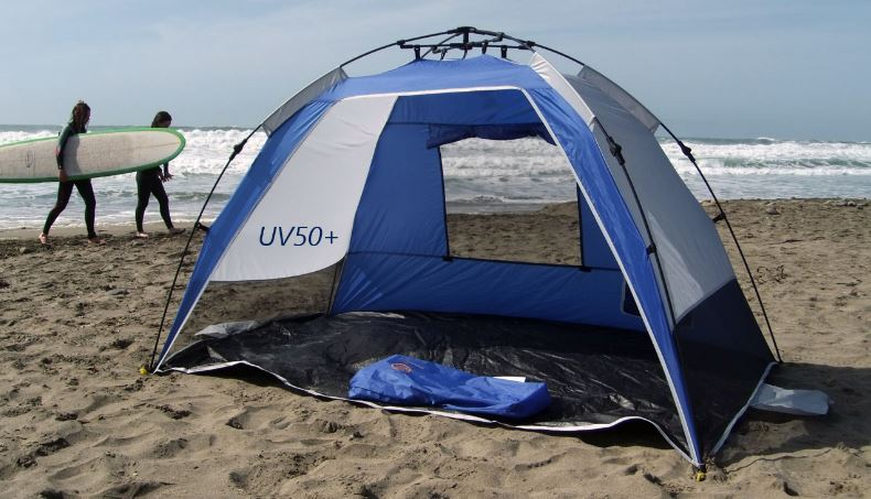 Genji Sport Instant Beach Star Tent