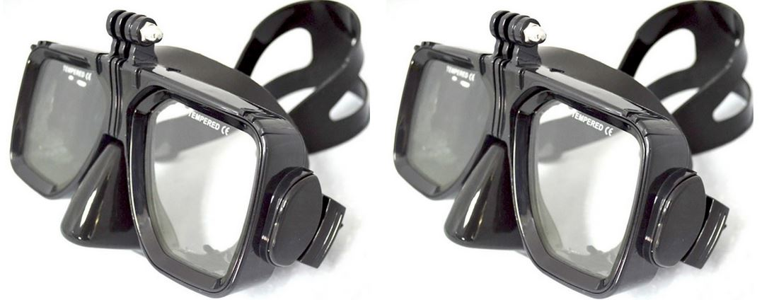 GoPro Scuba Diving Mask