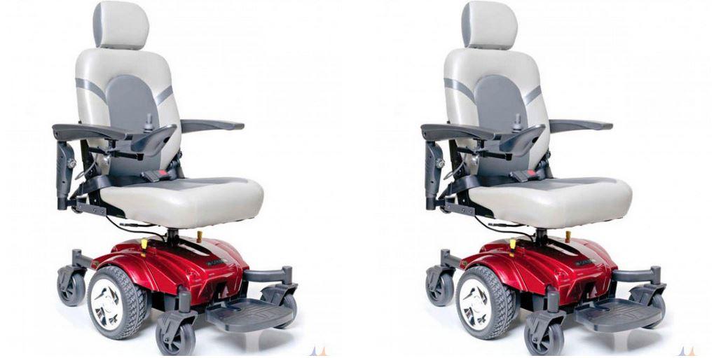 Golden Compass Sport Electric Wheelchair