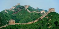 Great Wall of China Top Popular Man Made Wonders in The World 2018
