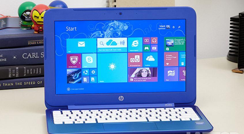 Horizon Blue 11.6 Inch HP Stream Laptop