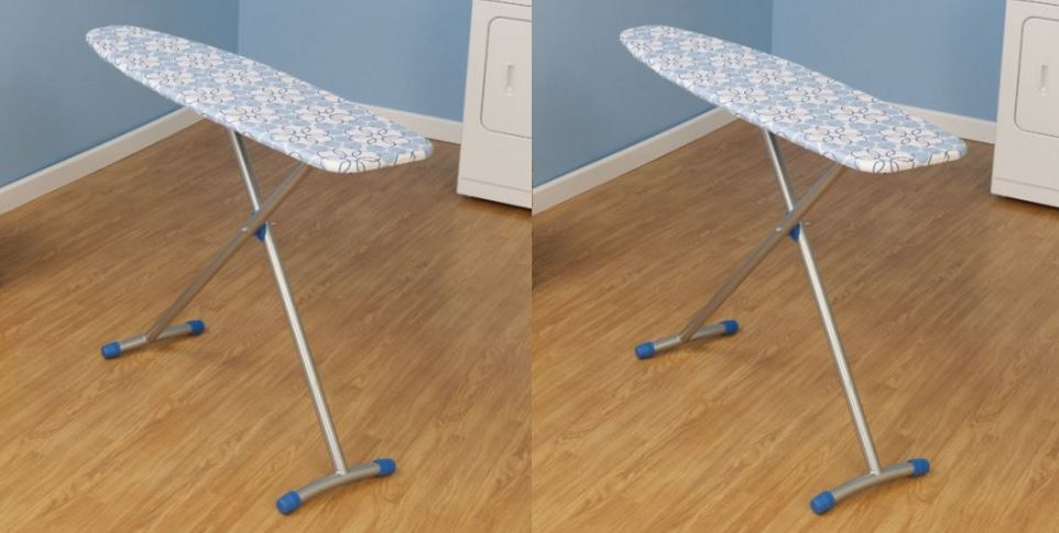 Household essential T-Leg ironing board
