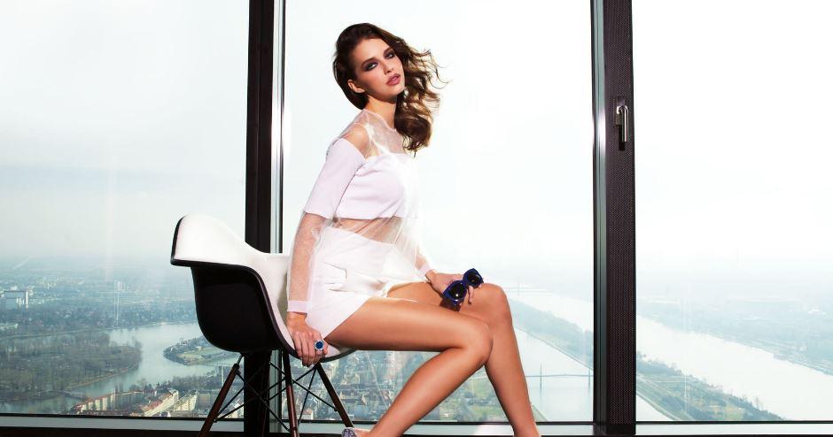 Iris Kavka Top Most Beautiful Slovenian Women 2017