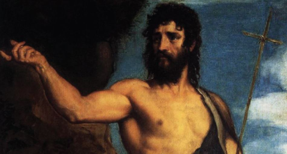 John the Baptist Top Ten Most Popular Memorable People In The Bible 2018