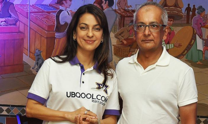 Juhi Chawla & Jay Mehta