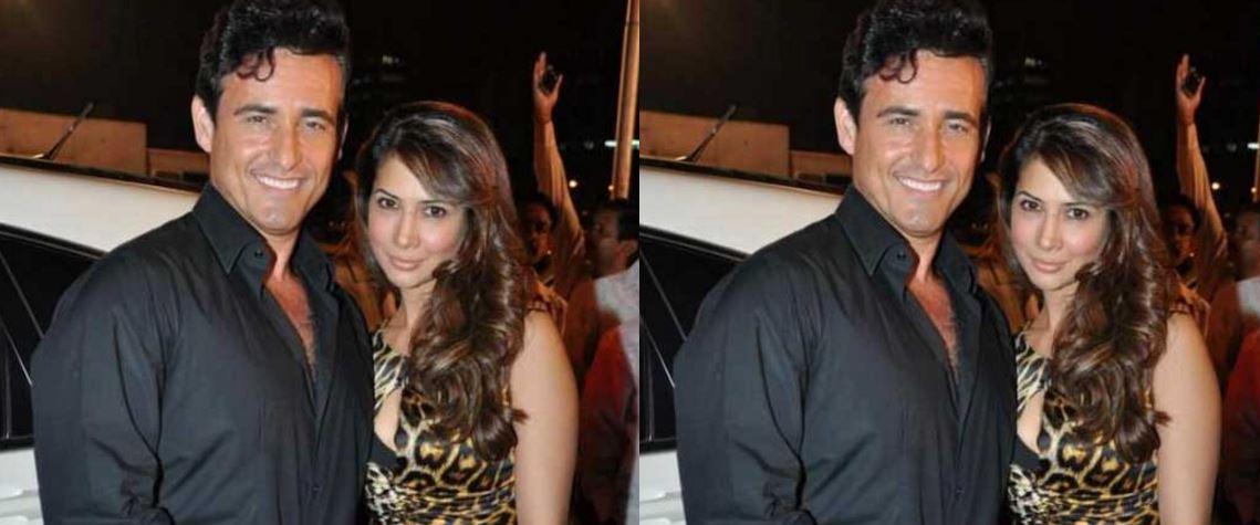 Kim Sharma & Ali Punjani