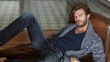 Kivanc Tatlitug Top Popular Handsome Turkish Actors in 2018