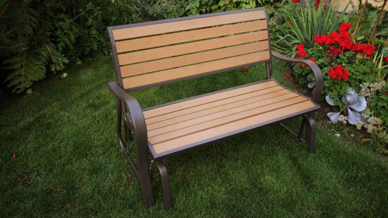 Lifetime 60055 Glider Bench