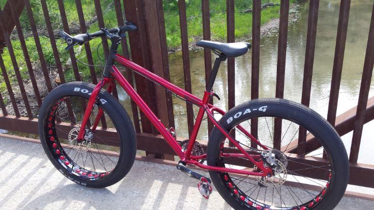 MONGOOSE HITCH BICYCLE