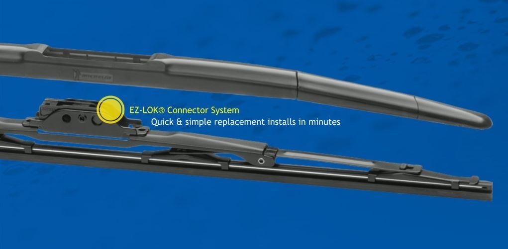 Michelin-8524 Stealth-Ultra Wiper blades
