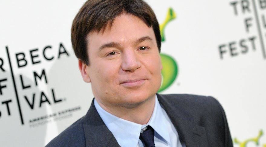 Mike Myers Top Most Popular Canadian Celebrities 2018