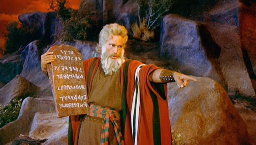 Moses Top Ten Most Memorable People In The Bible