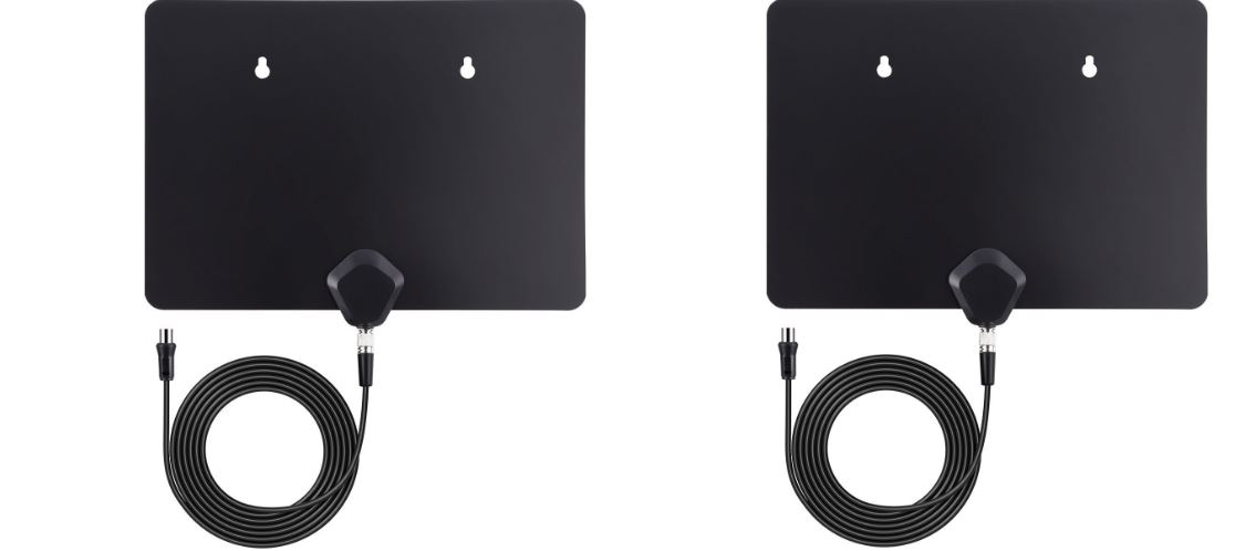 PRIMACC ULTRA-THIN DIGITAL HDTV ANTENNA Top Famous HDTV Antenna Reviews in 2018