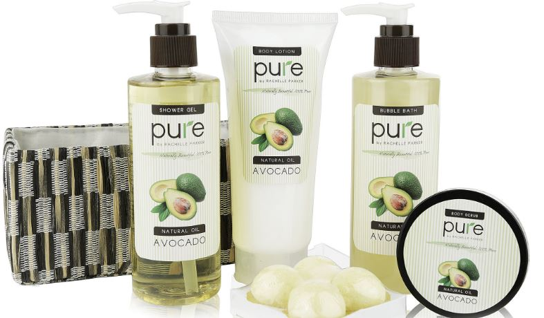 PURE DELUXE SPA KIT