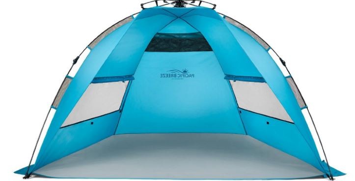 Pacific Breeze Easy Up Tent