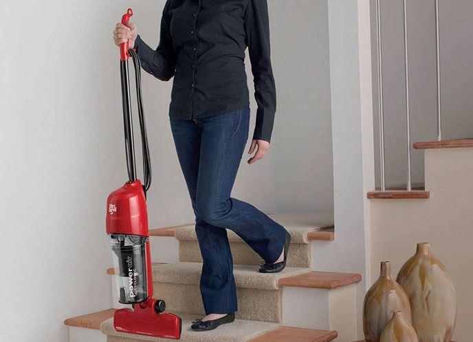 Power Air Corded Stick Vacuum