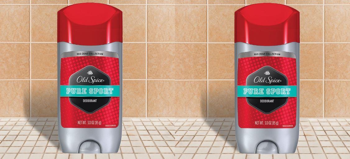 Pure Sport Men's Deodorant