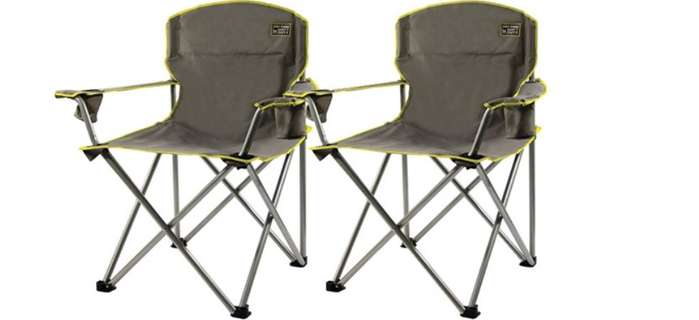 Quick Chair Heavy Duty Camping Chair