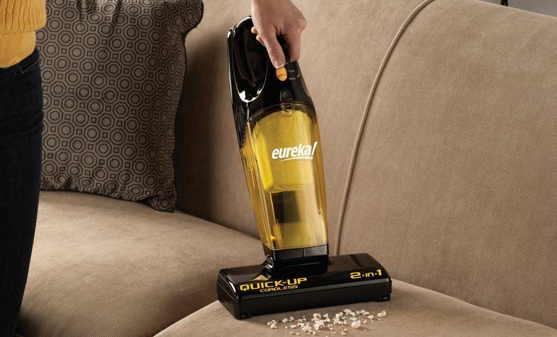 Quick up 2-in-1 Stick Vacuum