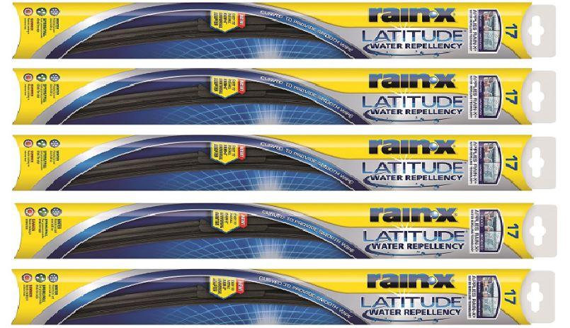 RainX 5079275 Latitude Graphite-Coated Wiper Blade