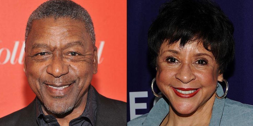 Robert and Sheila Johnson
