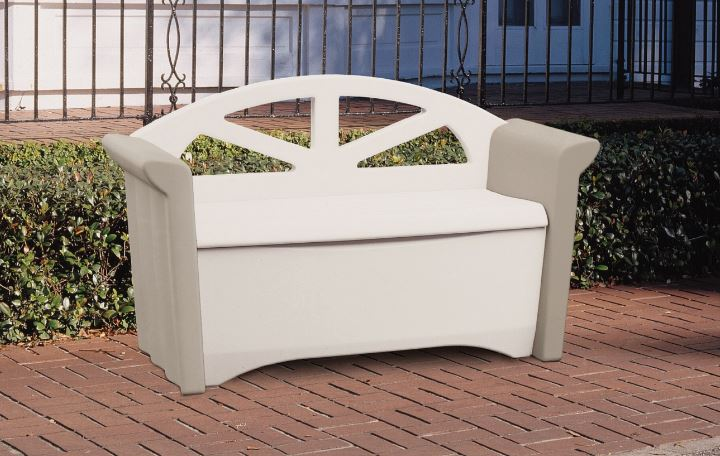 Rubbermaid Outdoor Patio Bench