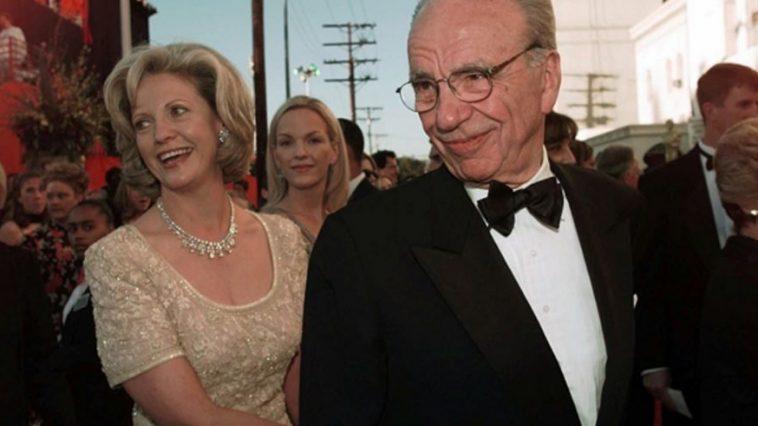 Rupert and Anna Murdoch Top Famous Expensive Celebrity Divorces Ever 2018