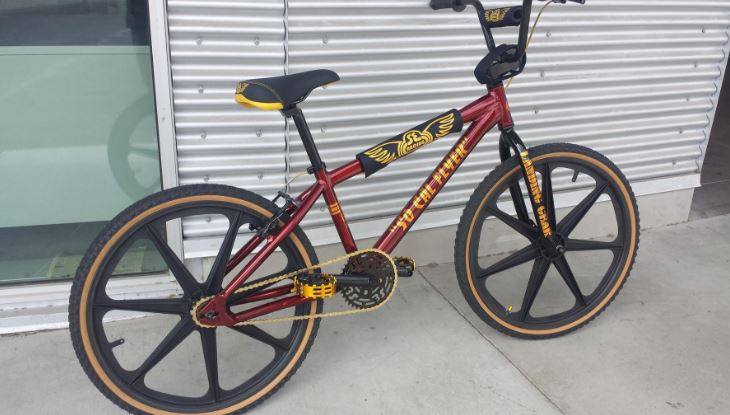 SE BIKES SO CAL FLYER BMX BICYCLE