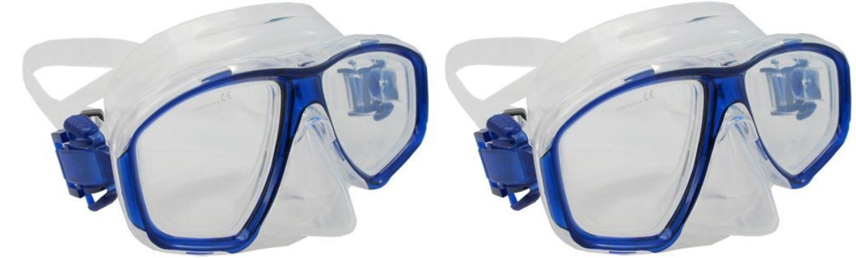 Scuba Blue Diving Mask