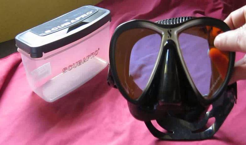 Scubapro Twin Mirrored Mask