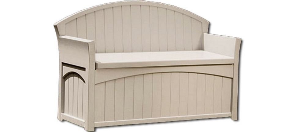 Suncast PB6700 Patio Bench