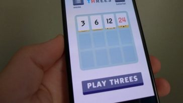 THREES Top Most Famous Puzzle Games for Android in 2018