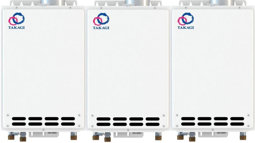 Takagi T-KJr2-IN-NG Tankless Water Heater