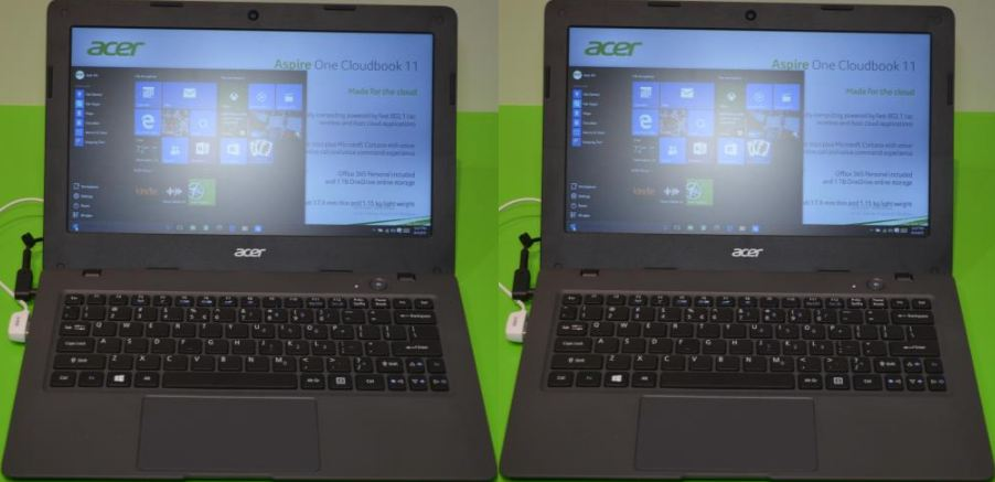 The AO1-131-C9PM Acer Aspire One Cloud- book, 11.6 Inch HD Laptop