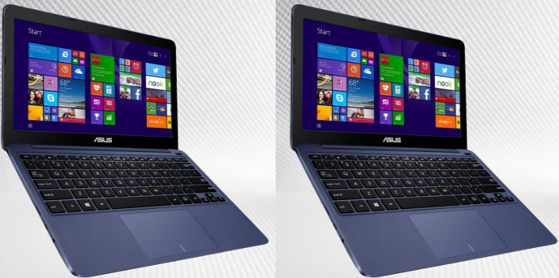 The ASUS X- 205- TA DHO1 Laptop