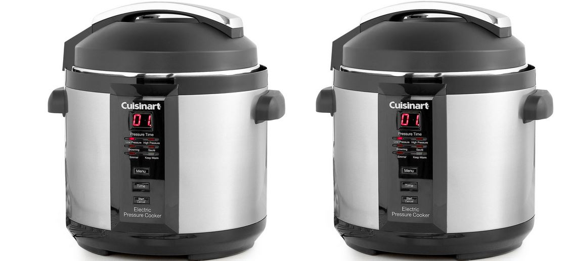 The Cuisinart CPC-600