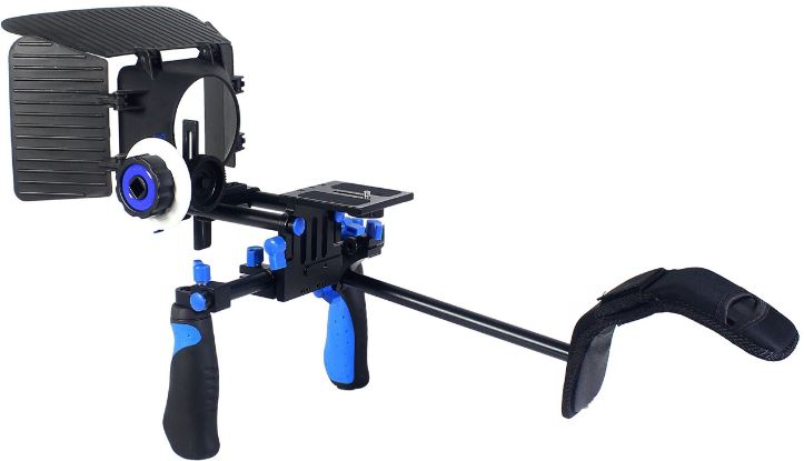 The Pro Steady DSLR Rig System