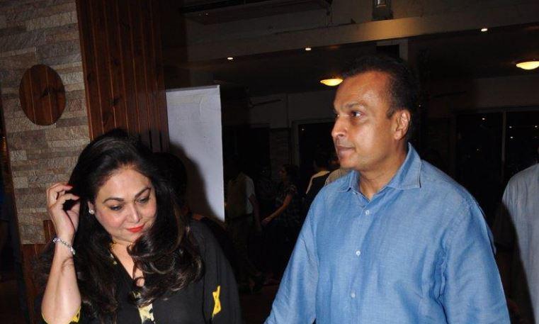 Tina Ambani & Anil Ambani