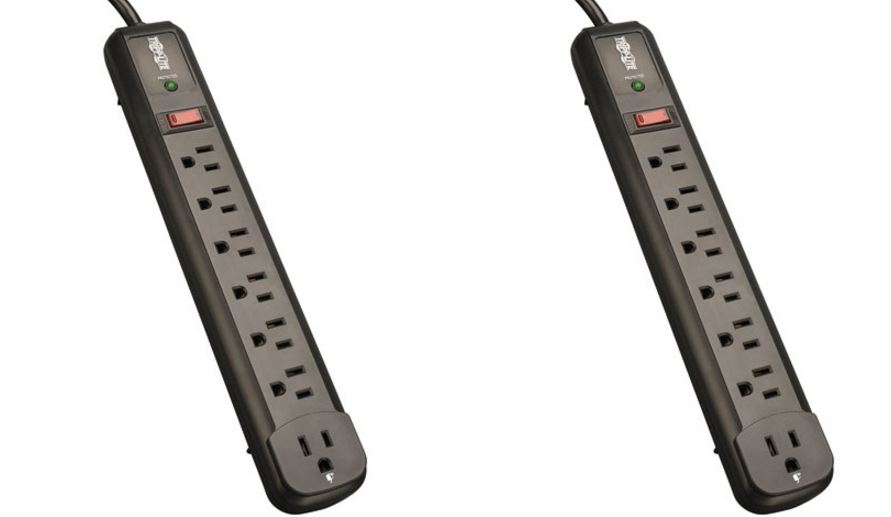 Tripp Lite 7 Outlet Surge Protector