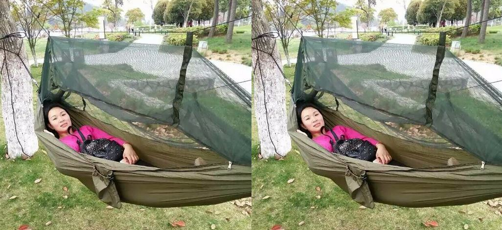Upgraded Travel Camping Hammock