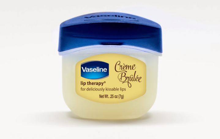 Vaseline Lip Therapy Lip Balm, Crème Brulee