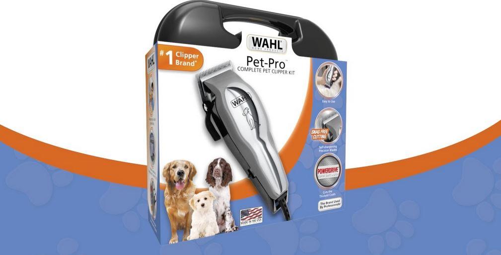 Wahl #9281-210 Home Pet-Pro Grooming Kit