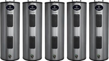 Westinghouse WEC080C2X045 Electric Water Heater