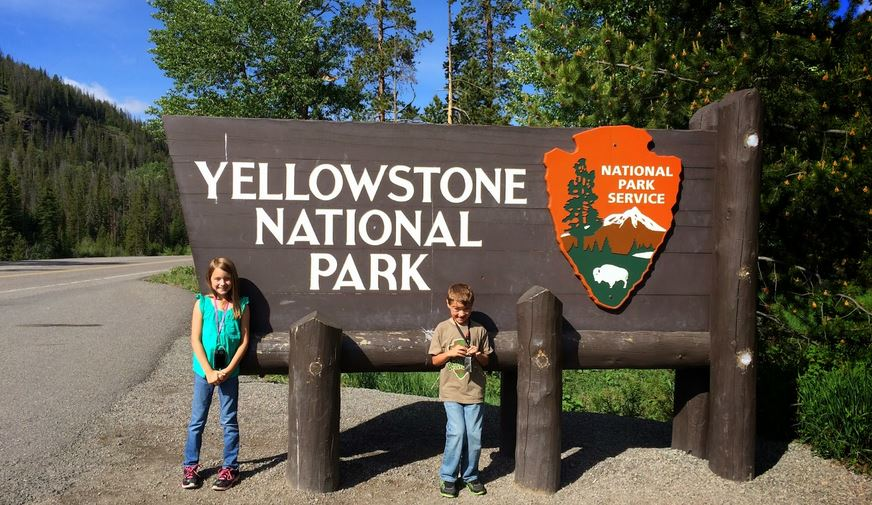 YELLOWSTONE NATIONAL PARK AND RESERVE