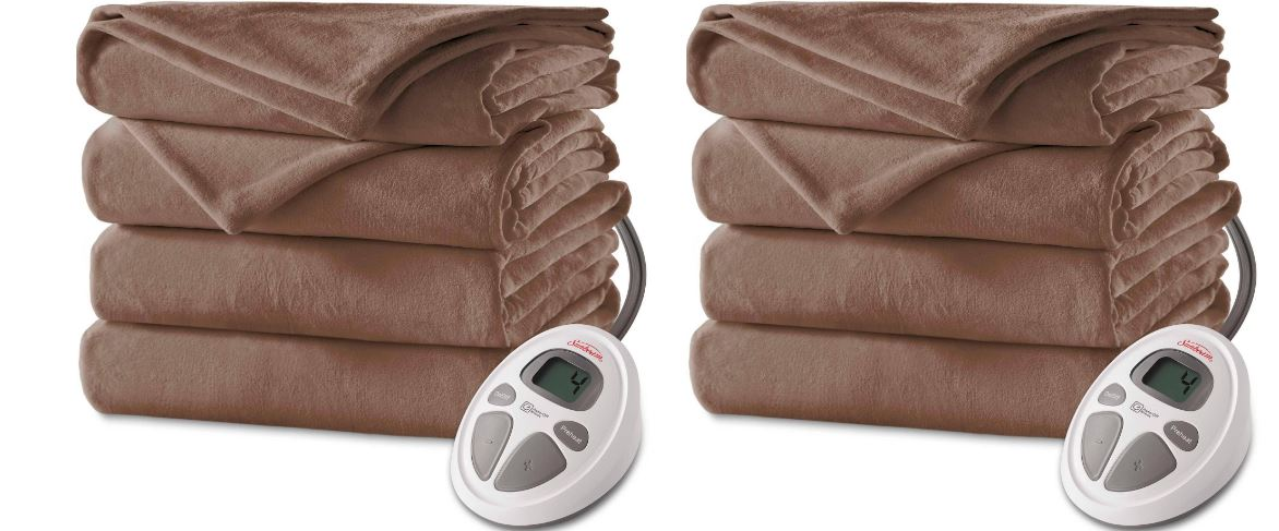 GENERIC PLUSH ELECTRIC HEATED BLANKET Top Popular Electric Heated Blankets in 2018