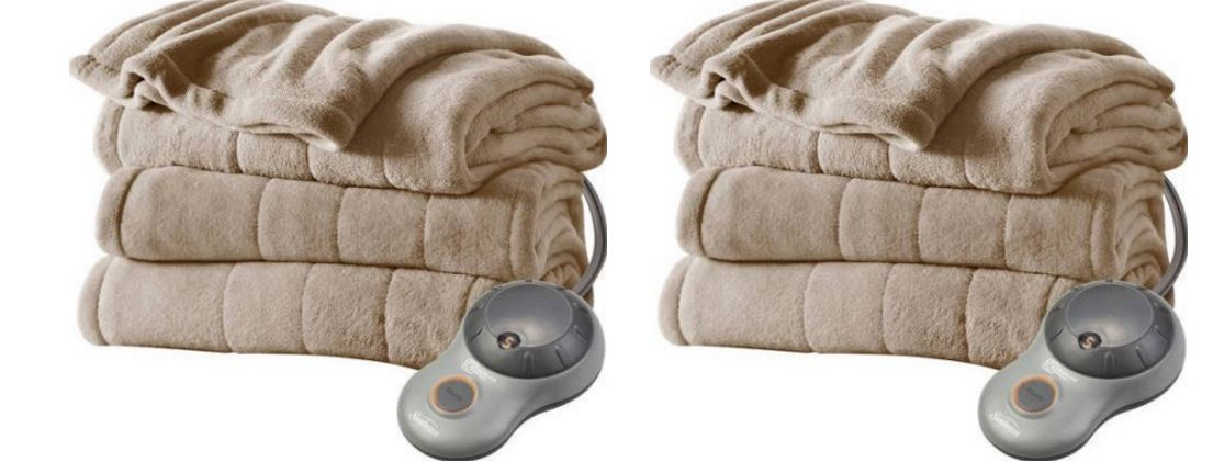 JARDEN ELECTRIC HEATED BLANKET