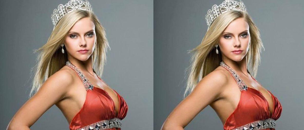 Lindsey Evans –Miss teen Louisiana