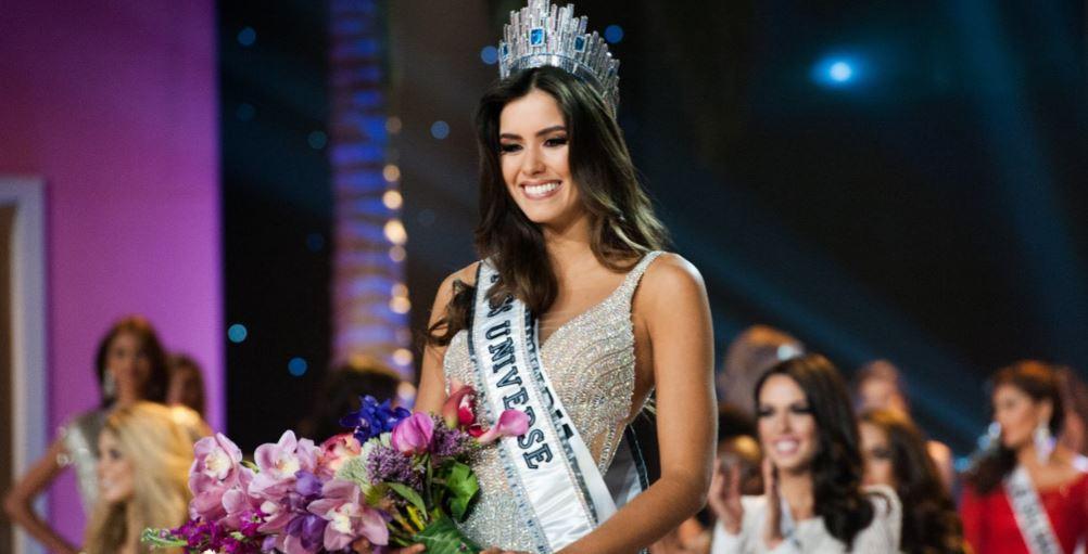 Paulina Vega Dieppa – Miss Universe